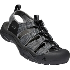 Keen Newport H2 Sandals Men black/steel grey